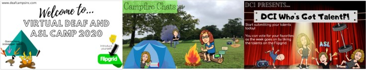virtual campground examples